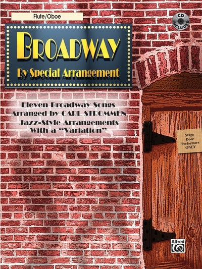 "Broadway by Special Arrangement  Jazz-Style Arrangements with a ""Variation"""