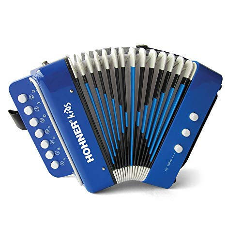 Hohner - Mini Accordion (Blue) - UC102B