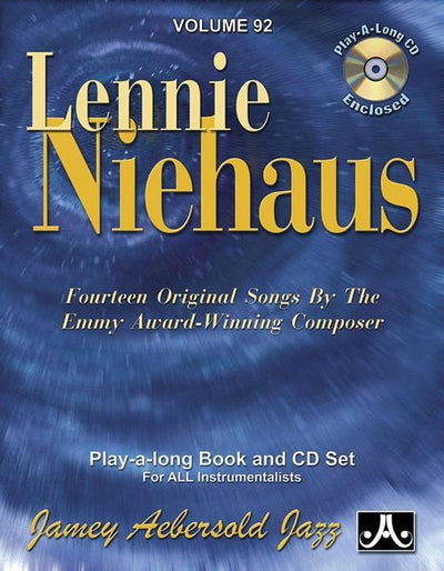 Jamey Aebersold Jazz, Volume 92: Lennie Niehaus
