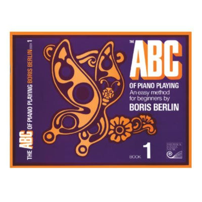ABC of Piano Playing Book 1
