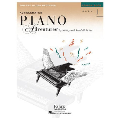 Accelerated Piano Adventures For The Older Beginner Theory Book Level 1