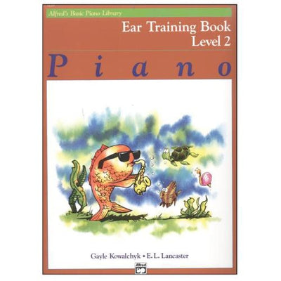 Alfred's Basic Piano Ear Training Book Level 2