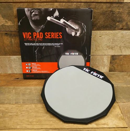 Vic Firth Drum Practice Pad 12""