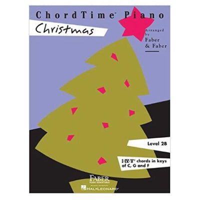 Chordtime Piano Christmas Level 2B