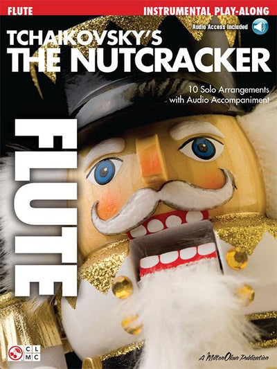 Tchaikovsky's The Nutcracker for Flute with CD