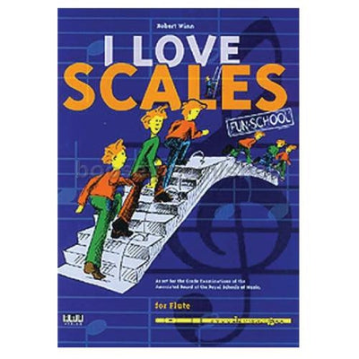 I Love Scales Flute