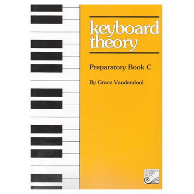 Keyboard Theory - Preparatory Book C