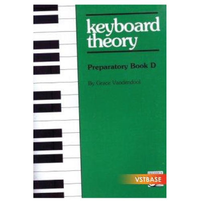 Keyboard Theory - Prepatory Book D