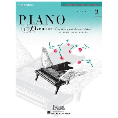 Piano Adventure Performance Book Level 3A
