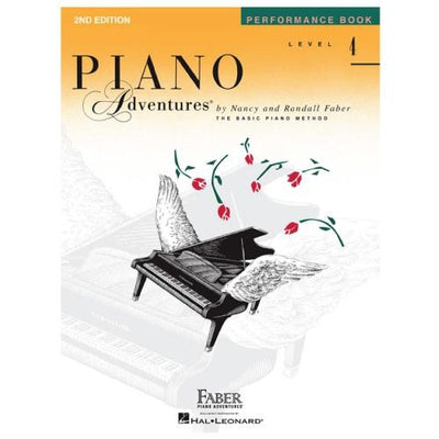 Piano Adventures Performance Book 4