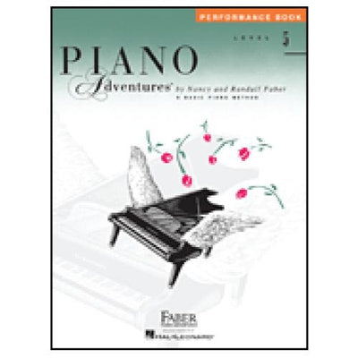 Piano Adventures Performance Book Level 5