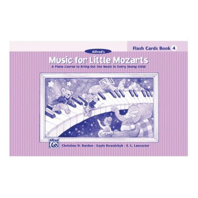 Music For Little Mozarts Flash cards 4