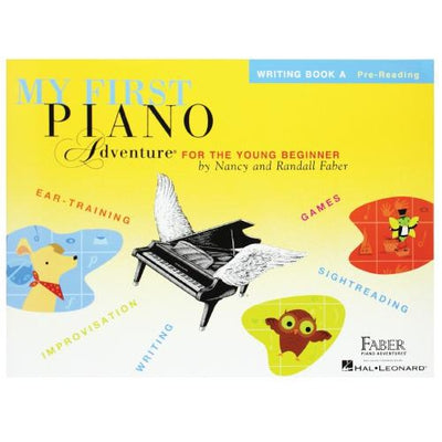My First Piano Adventure For The Young Beginner Writing Book A