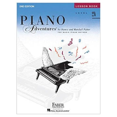 Piano Adventures Lesson Book 2A