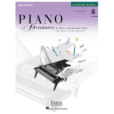 Piano Adventures Lesson Book 3B