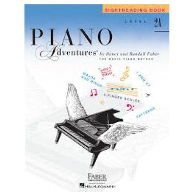 Piano Adventures Sightreading Book Level 2A