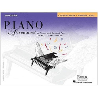 Piano Adventures Lesson Book Primer Level