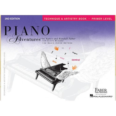 Piano Adventures Technique and Artistry Primer Level