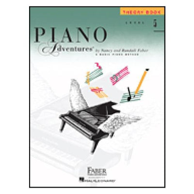 Piano Adventures Theory Book Level 5