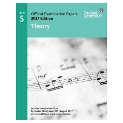 RCM 2017 Examination Papers Theory Level 5