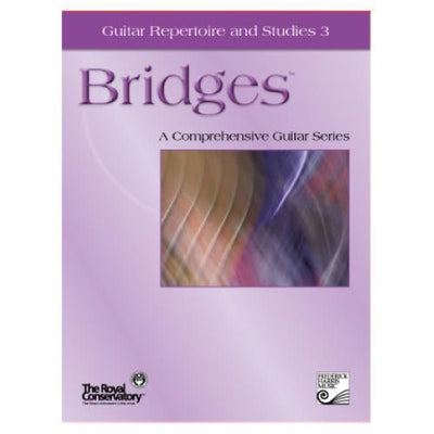 RCM Bridges Guitar Repertoire and Studies 3