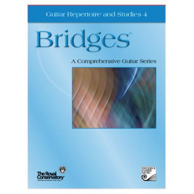 RCM Bridges Guitar Repertoire and Studies 4