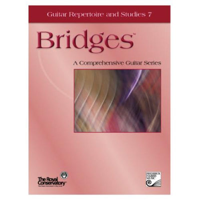 RCM Bridges Guitar Repertoire and Studies 7
