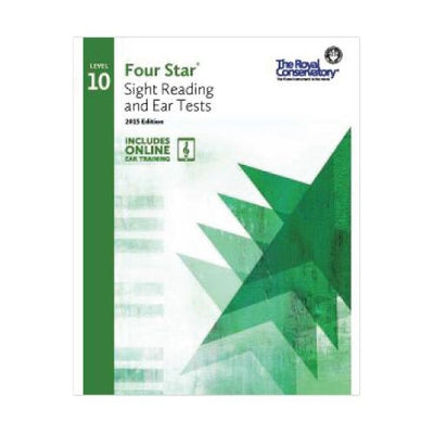 RCM Four Star Sight Reading and Ear Tests Level 10