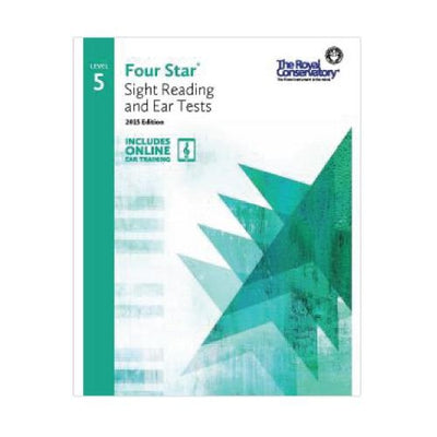 RCM Four Star Sight Reading and Ear Tests Level 5