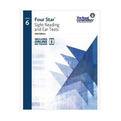 RCM Four Star Sight Reading and Ear Tests Level 6