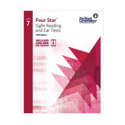 RCM Four Star Sight Reading and Ear Tests Level 7