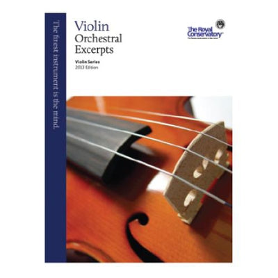 RCM Violin Orchestral Excerpts
