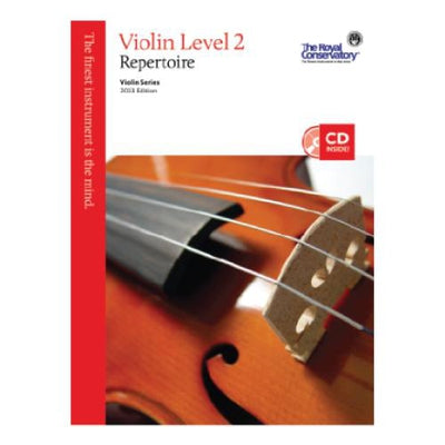 RCM Violin Repertoire Level 2