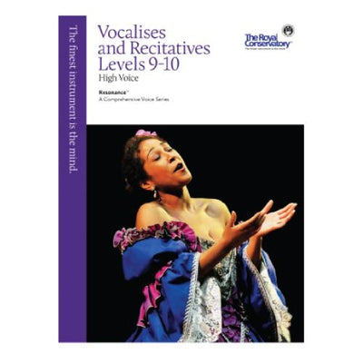 RCM Resonance Vocalises and Recitatives Levels 9-10 High Voice