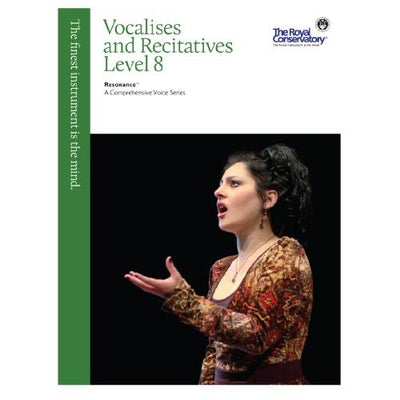 RCM Resonance Vocalises and Recitatives Level 8
