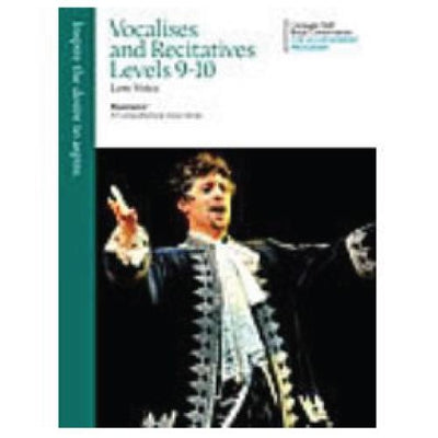 RCM Resonance Vocalises and Recitatives Levels 9-10 Low Voice