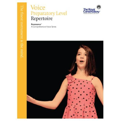 RCM Resonance Voice Preparatory Level Repertoire