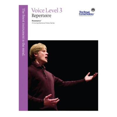 RCM Resonance Voice Repertoire Level 3