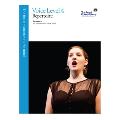 RCM Resonance Voice Repertoire Level 4