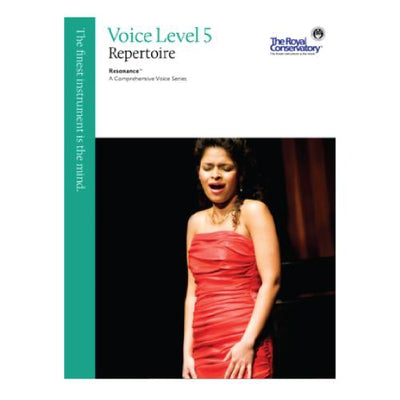 RCM Resonance Voice Repertoire Level 5