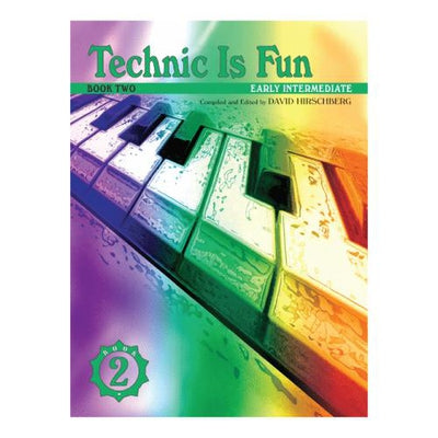 Technic is Fun Book 2 Early Intermediate