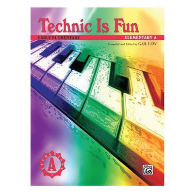 Technic Is Fun Early Elementary A