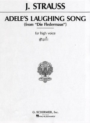 Adele's Laughing Song (Mein Herr Marquis) (from Die Fledermaus)