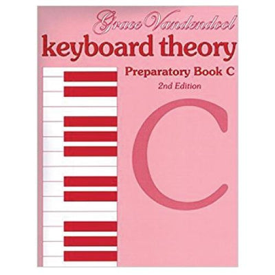 Keyboard Theory Preparatory C 2nd Edition
