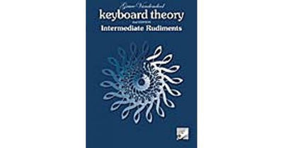 Keyboard Theory Intermediate Rudiment 2nd Edition