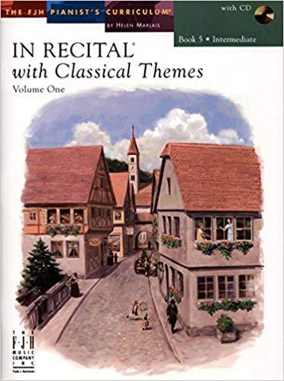 In Recital withClassical Themes 5 Bk&CD