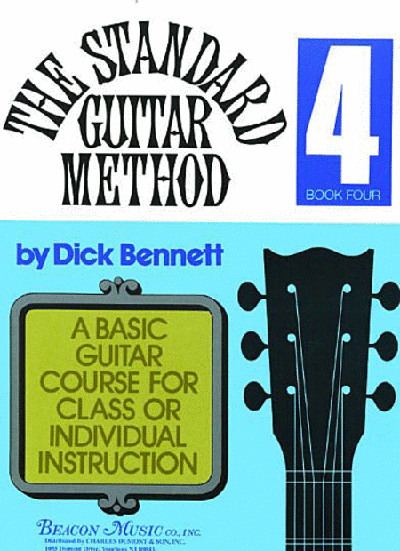 The Standard Guitar Method Book 4