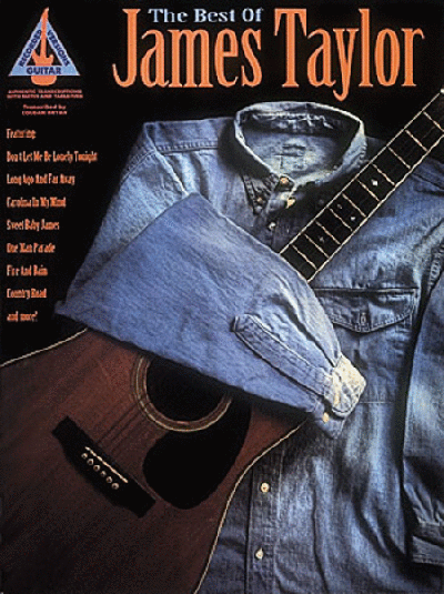 The Best Of James Taylor Guitar