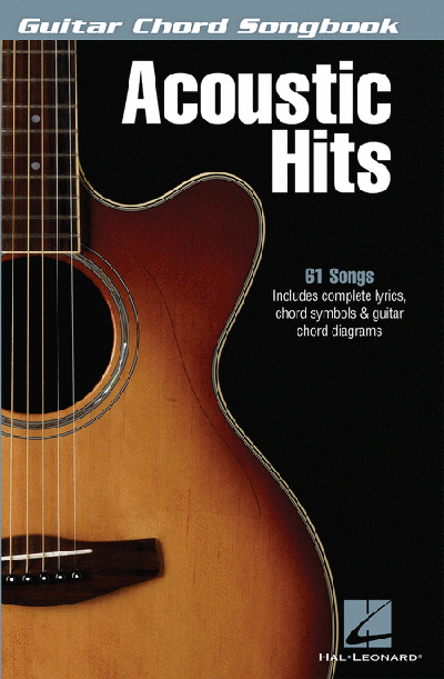 Acoustic Hits Guitar Chord Songbook