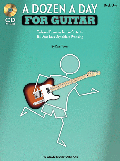 A Dozen a Day for Guitar – Book 1
